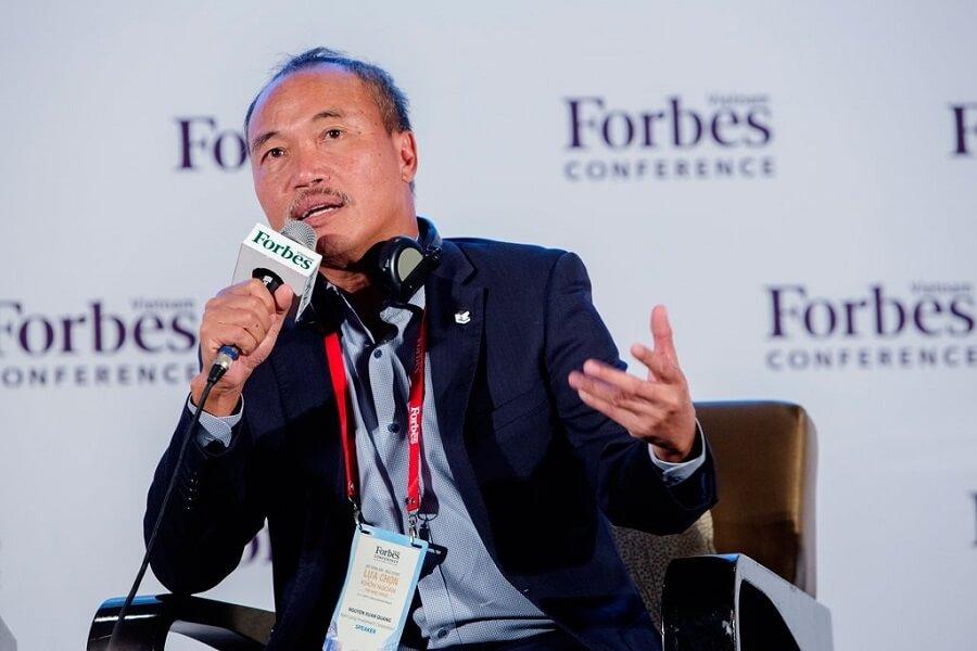 Nguyễn Xuân Quang - Chủ tịch Tập đoàn Nam Long
