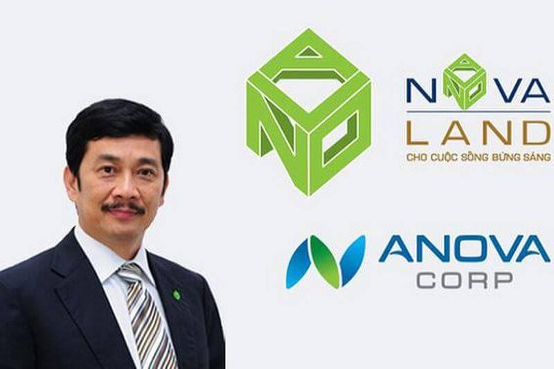 Chủ tịch Bùi Thành Nhơn là người sáng lập nên thương hiệu Novaland và Anova Corp, tiền thân là Công ty TNHH Thương Mại Thành Nhơn thành lập 18/09/1992