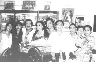 Gia đình Lý Điền Sơn, Lý Hùng