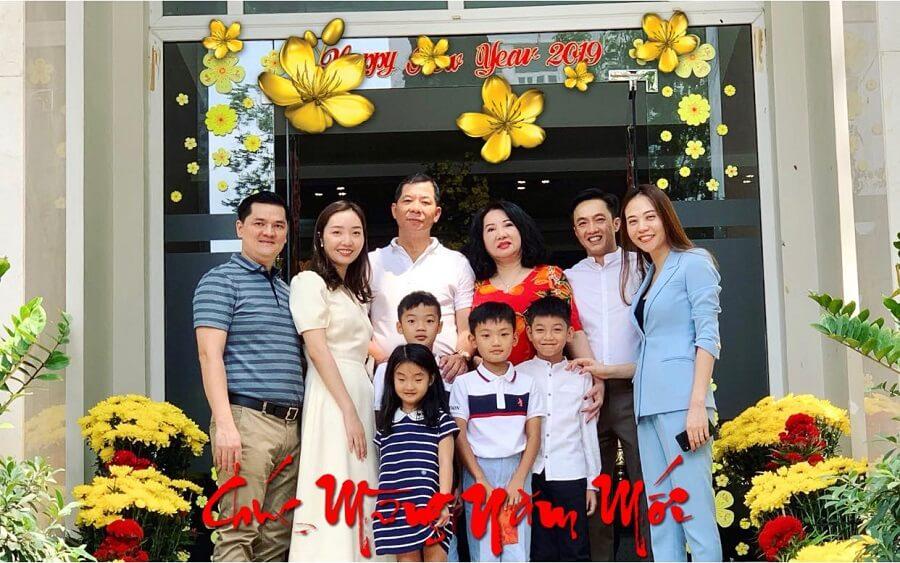 Bà Nguyễn Ngọc Huyền My là em gái Cường đô la, con gái bà trùm bất động sản Nguyễn Thị Như Loan