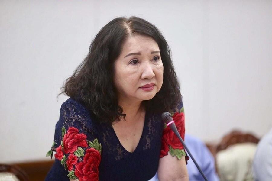 Bà Nguyễn Thị Như Loan - Nhà sáng lập, Tổng Giám đốc Quốc Cường Gia Lai