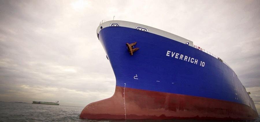 Tàu EverRich 10 có tổng trọng tải 49,679 DWT của TPL Shipping