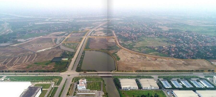 Quỹ đất dự án Nam Long Hải Phòng