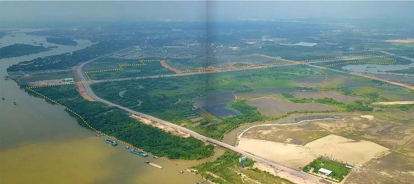 Quỹ đất dự án Waterfront Đồng Nai
