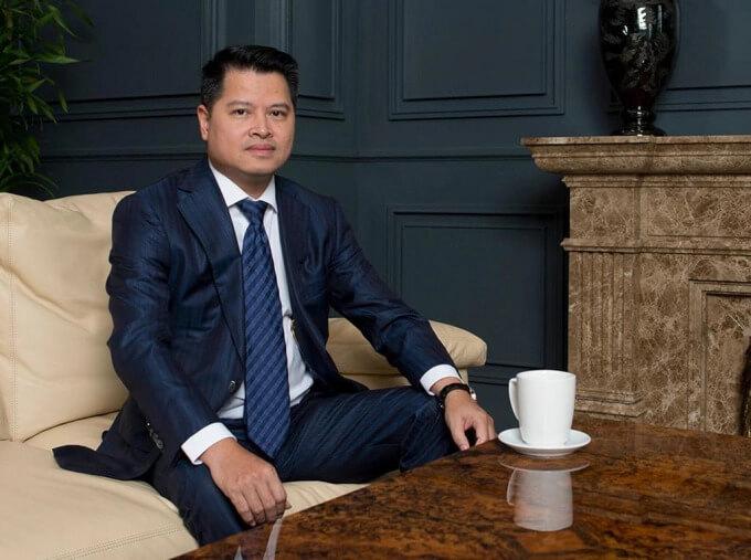 Chủ tịch VPBank Ngô Chí Dũng còn là cổ đông sáng lập Ngân hàng TMCP Quốc tế (VIB)