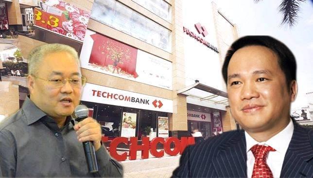 Phó chủ tịch Nguyễn Cảnh Sơn và Chủ tịch Hồ Hùng Anh