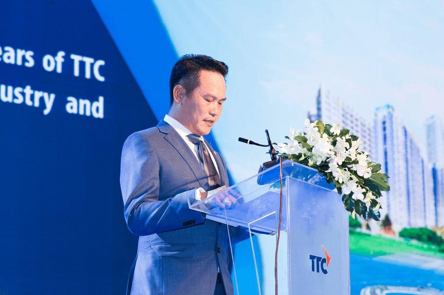 Đặng Hồng Anh hiện giờ là Phó Chủ tịch TTC Group - Chủ tịch sáng lập TTC Land