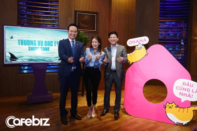 Shark Đặng Hồng Anh và Shark Dũng cùng đầu tư dự án Ohana Living của Trần Phan Thanh Thảo