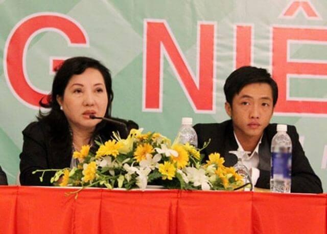 Nguyễn Quốc Cường từng là Thành viên HĐQT - Phó Tổng Giám đốc CTCP Quốc Cường Gia Lai