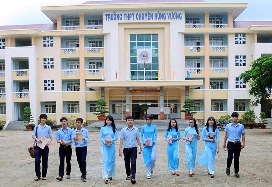 Nguyễn Quốc Cường từng là học sinh chuyên Toán Trường THPT Chuyên Hùng Vương Gia Lai