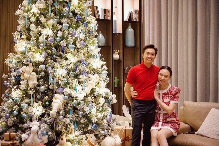Cường Đôla đang có cuộc sống hạnh phúc, viên mãn bên Đàm Thu Trang.