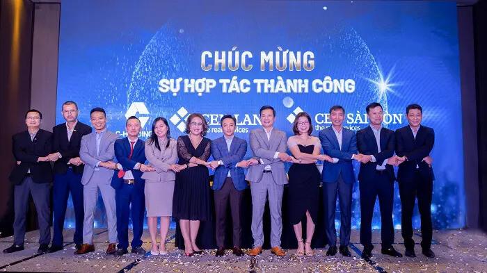 Nguyễn Quốc Cường (CTCP C-Holdings) hợp tác với Shark Phạm Thành Hưng (Phó Chủ tịch Cenland) phát triển dự án C-Sky View