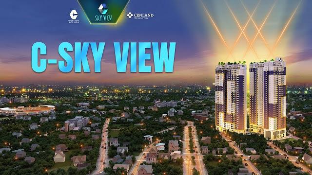 C-Sky View - dự án đầu tay của Cường đô la khi tạo dựng công ty của riêng mình