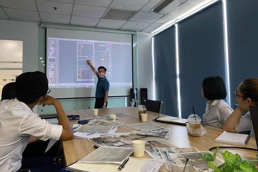 Một ngày làm việc của doanh nhân Nguyễn Quốc Cường - Chủ tịch kiêm Tổng Giám đốc C-Holdings