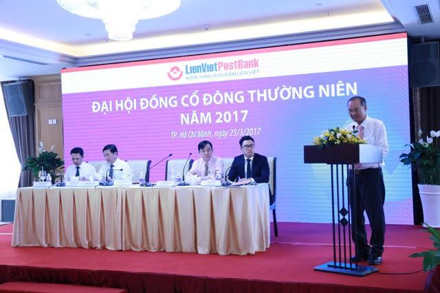 """""""Minh Him Lam"""" từng là Chủ tịch ngân hàng LienVietPostBank giai đoạn 2008-2017"""