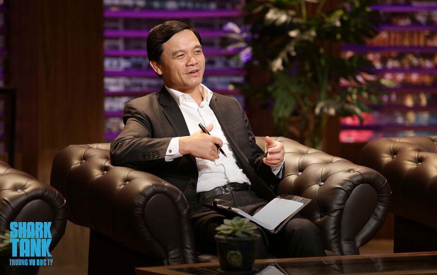 Shark Phú - Chủ tịch Sunhouse là giám khảo, nhà đầu tư chương trình Shark Tank Vietnam mùa 1,2