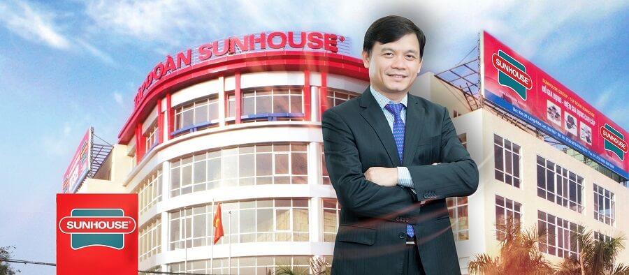 Shark Phú (Nguyễn Xuân Phú) - Nhà sáng lập, Chủ tịch tập đoàn Sunhouse