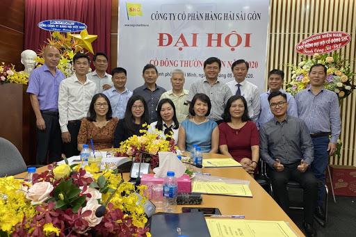Ông Nguyễn Xuân Phú còn là Chủ tịch CTCP Hàng Hải Sài Gòn - SHC